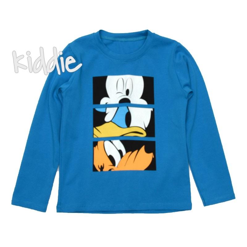 Детска блуза за момче Sevtex с щампа