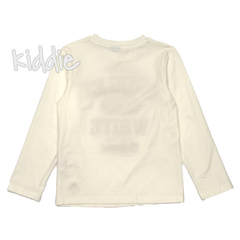 Детска блуза за момче Ativo с надписи