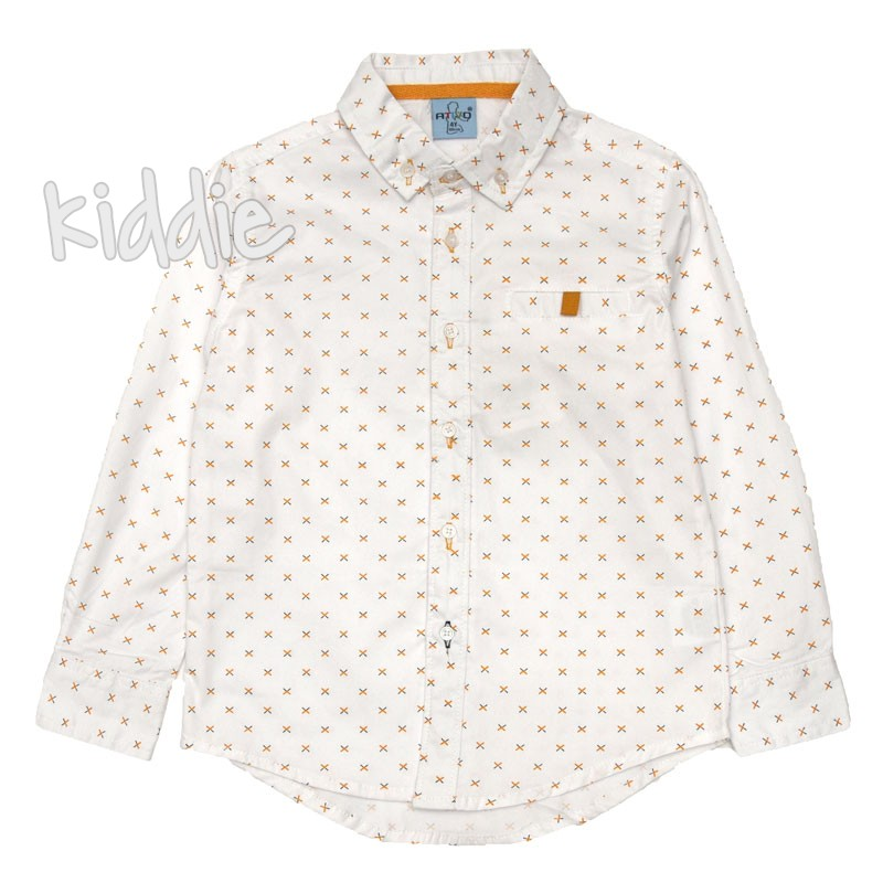 Детска риза за момче Ativo