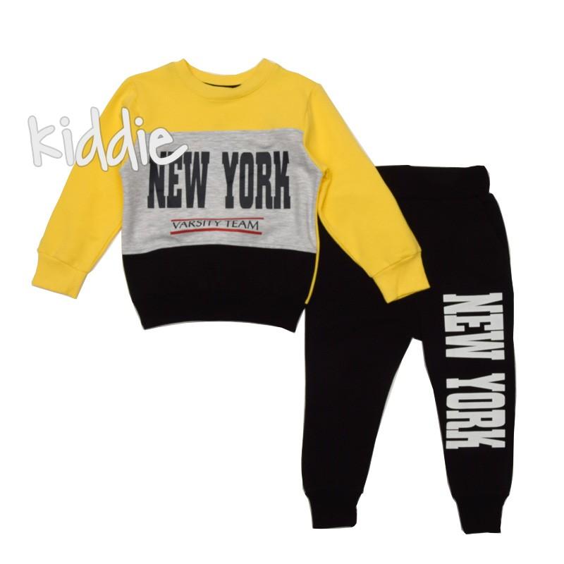 Детски комплект за момче New York