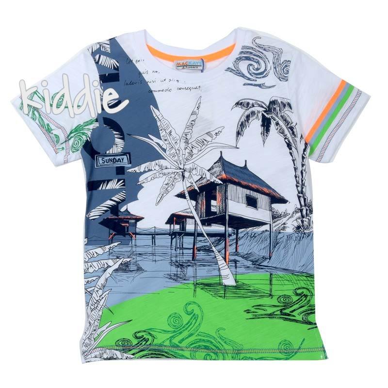 Детска тениска Sunday Mackays за момче