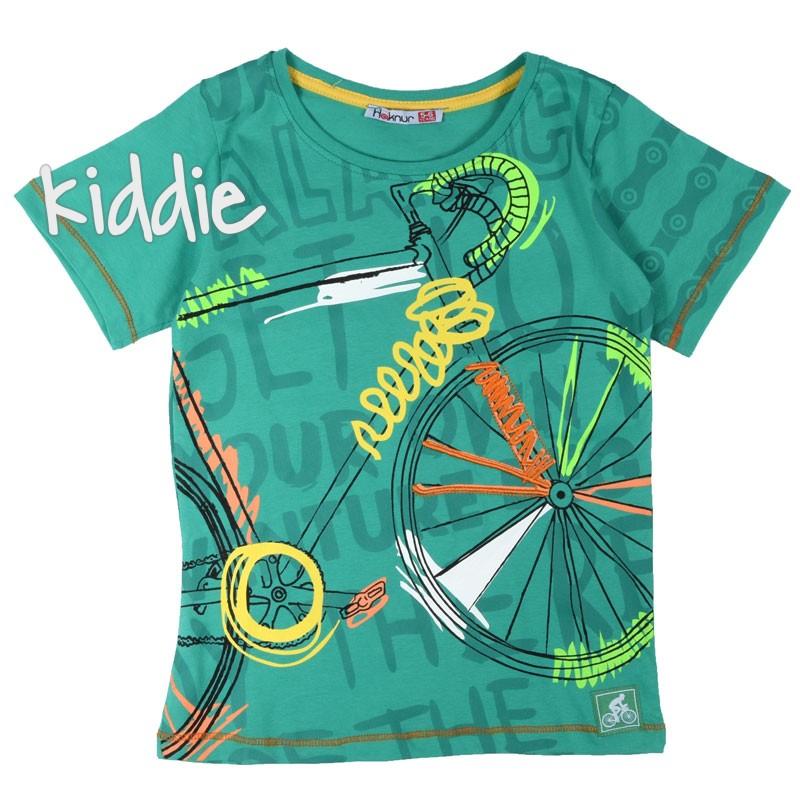 Детска тениска за момче Haknur