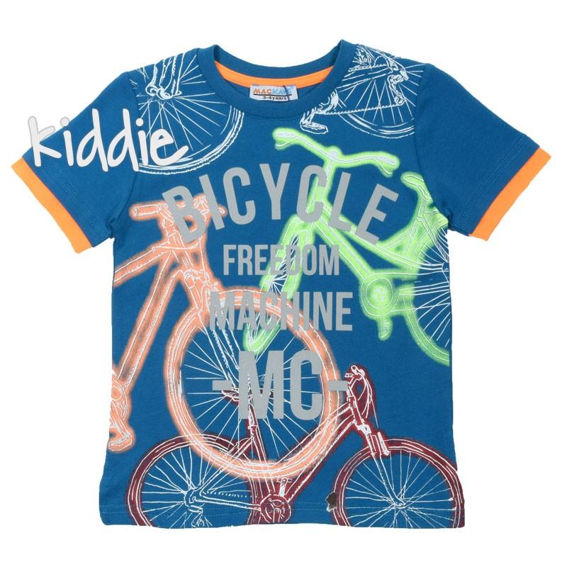 Детска тениска Bicycle Mackays за момче