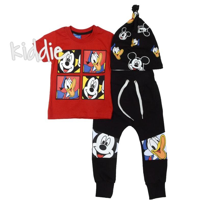 Детски комплект Мики Маус за момче