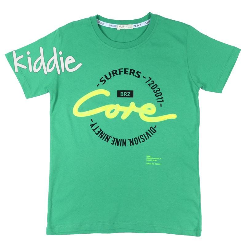 Детска тениска Core Breeze за момче
