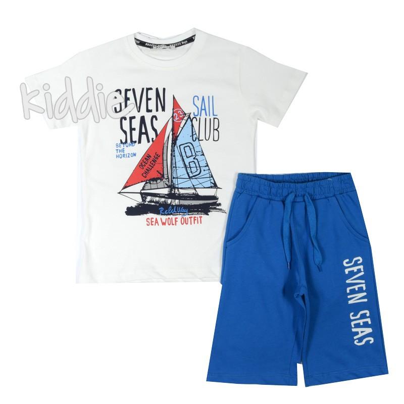 Детски комплект за момче Seven Seas Breeze