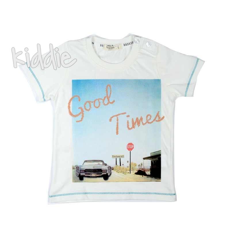Детска тениска за момче Good time Breeze
