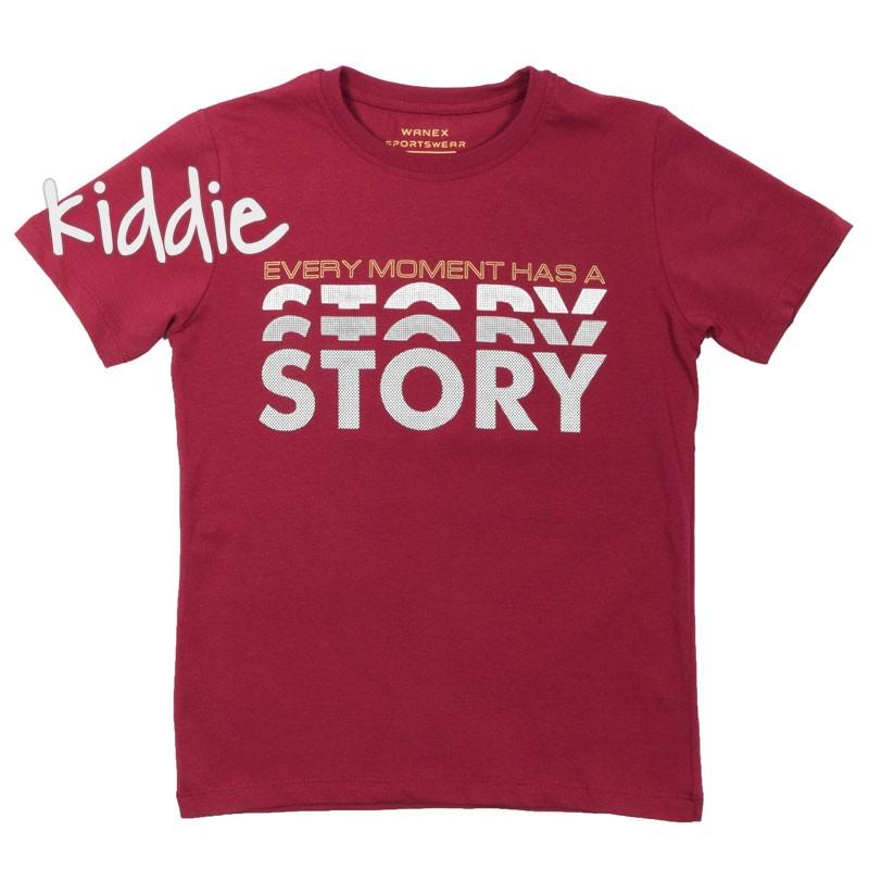 Детска тениска Story Wanex за момче