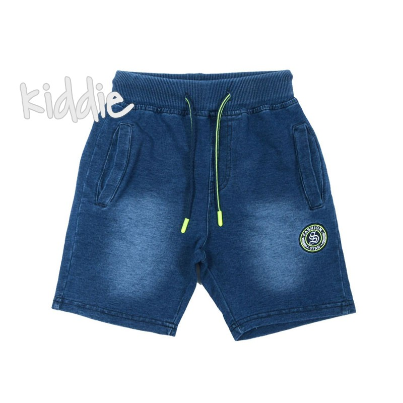 Детски къси панталони за момче Bimbo style