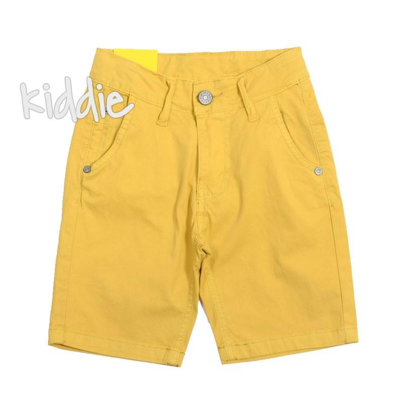 Къси панталони за момче Holly week