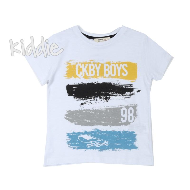 Детска тениска CKBY Boys Cikoby за момче