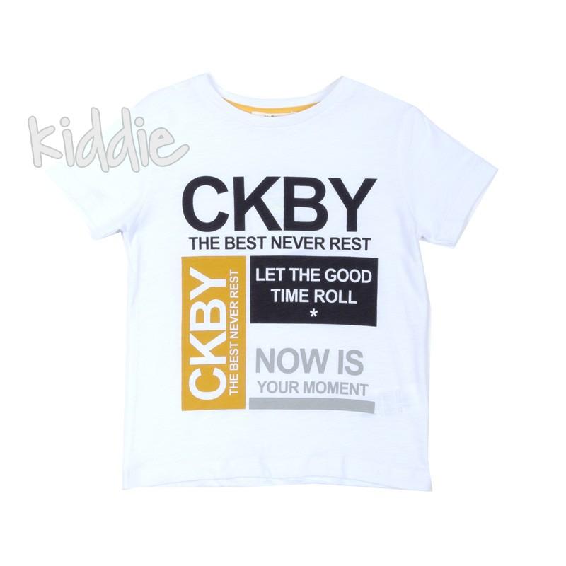 Детска тениска CKBY Cikoby за момче
