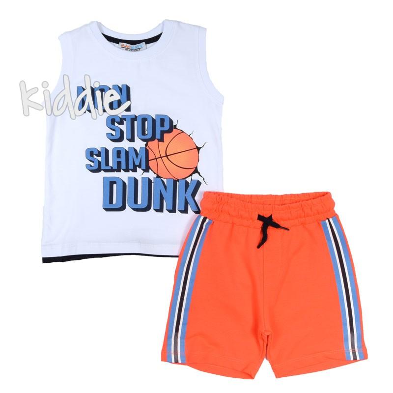 Детски комплект Stop Slam Dunk Mackays за момче