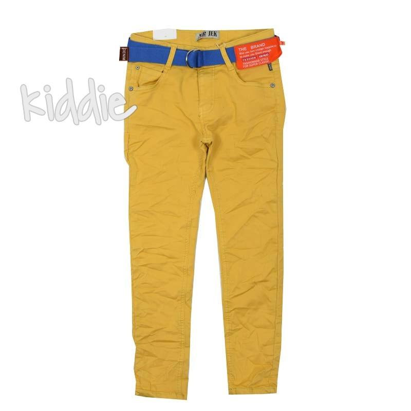 Детски цветен панталон Mr. Jek за момче