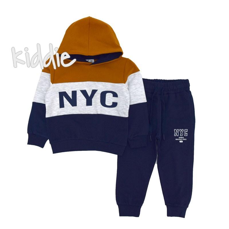 Детски комплект NYC Wanex за момче