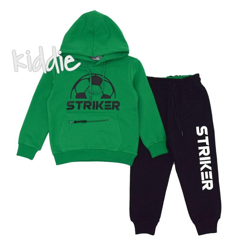 Детски спортен комплект Striker Wanex за момче