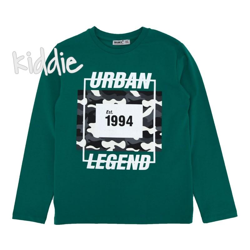 Детска блуза Wanex Urban 1994 за момче