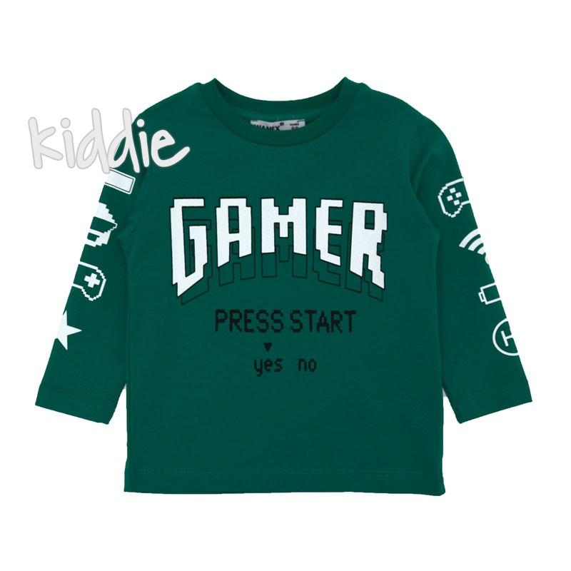 Детска блуза Gamer Wanex за момче