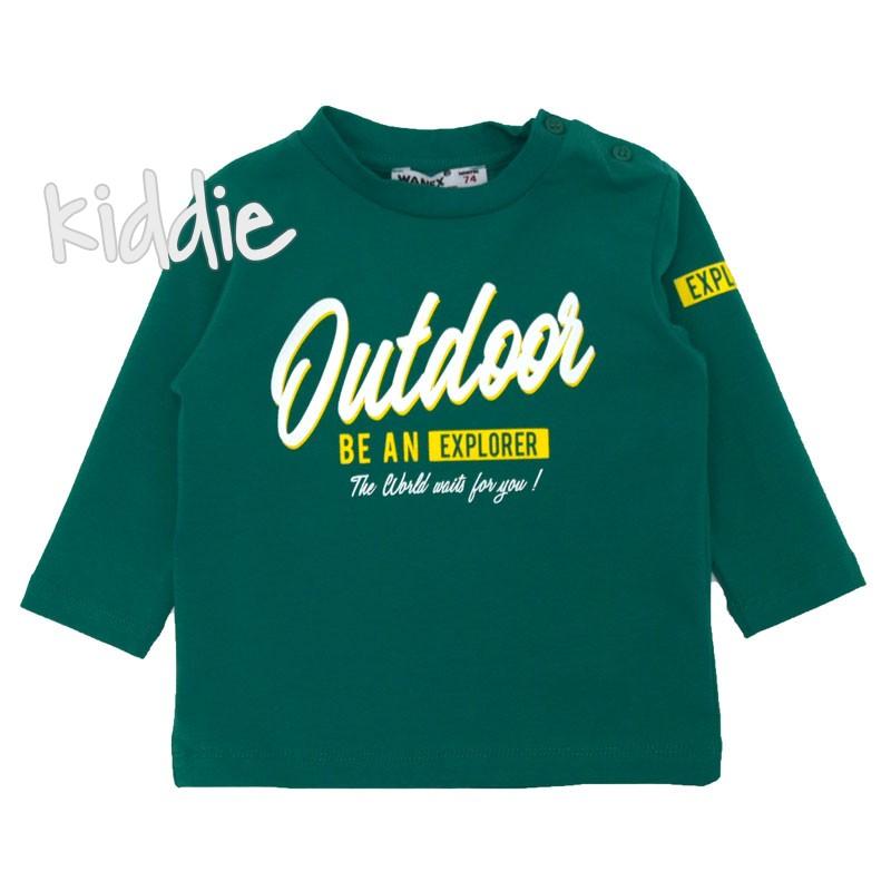 Детска блуза Outdoor Wanex за момче