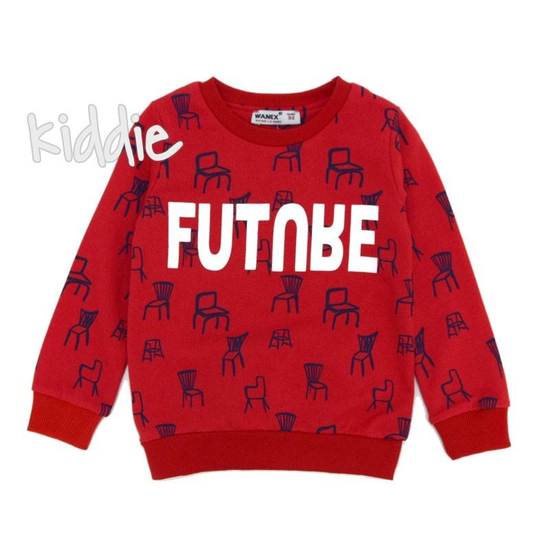 Детска блуза Wanex Future за момче