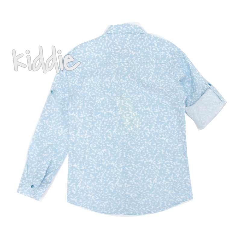 Детска риза за момче Breeze с интересен принт
