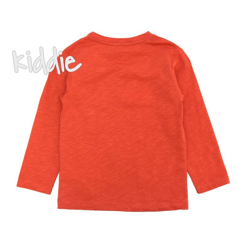 Детска блуза за момче с дълъг ръкав Cikoby