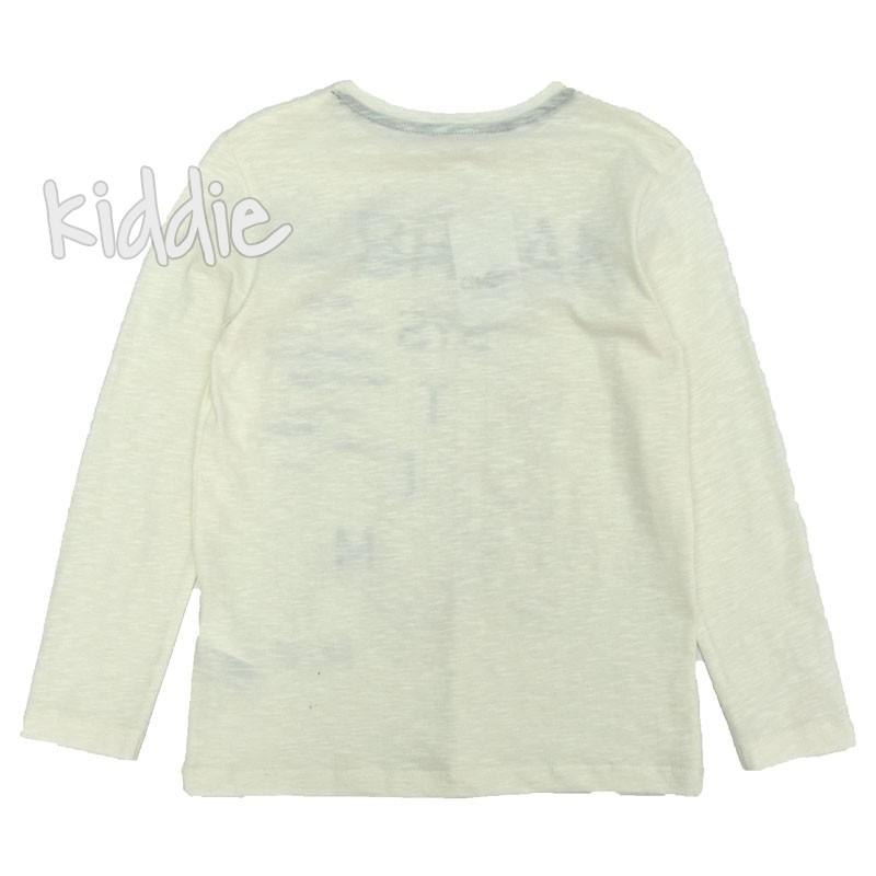 Детска блуза за момче с дълъг ръкав BREAK, Cikoby