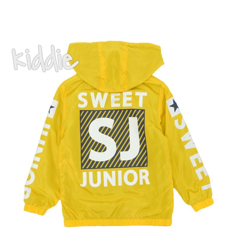 Детско двулицево яке Sweet Junior за момче
