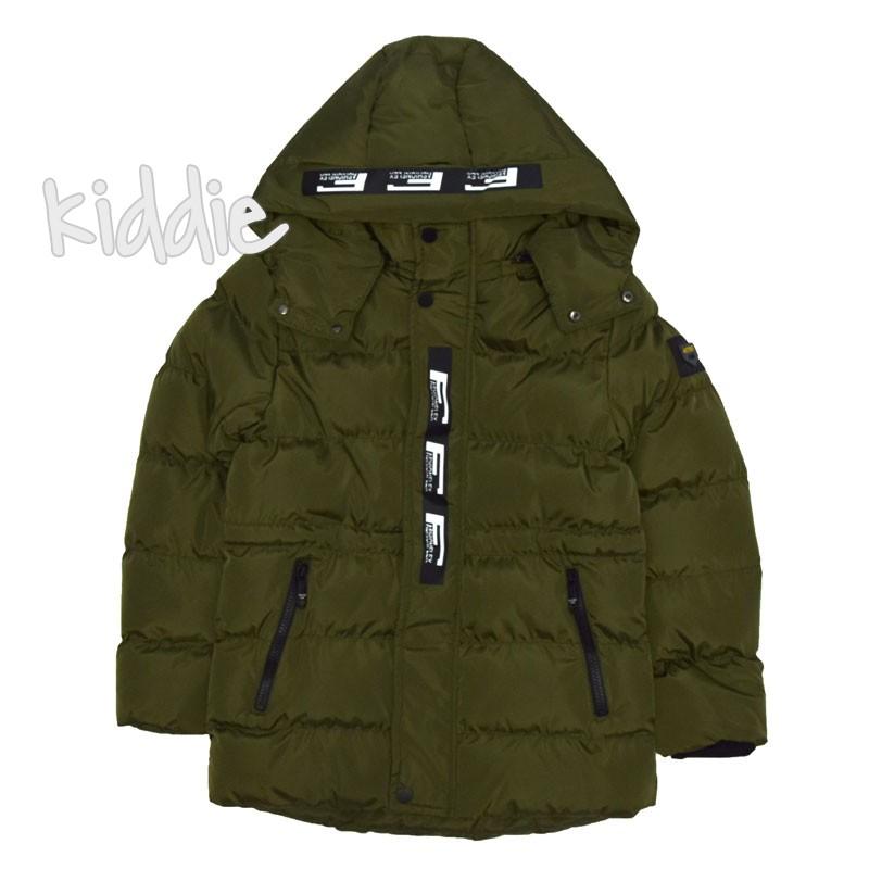 Детско зимно яке Fashion Flex Nature за момче