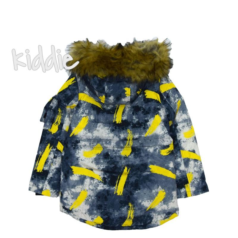 Детско цветно зимно яке Repanda за момче