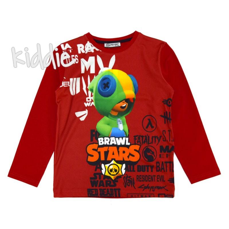 Детска блуза за момче Brawl Stars