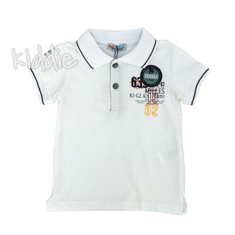 Детска поло блуза Mackays 82 за момче