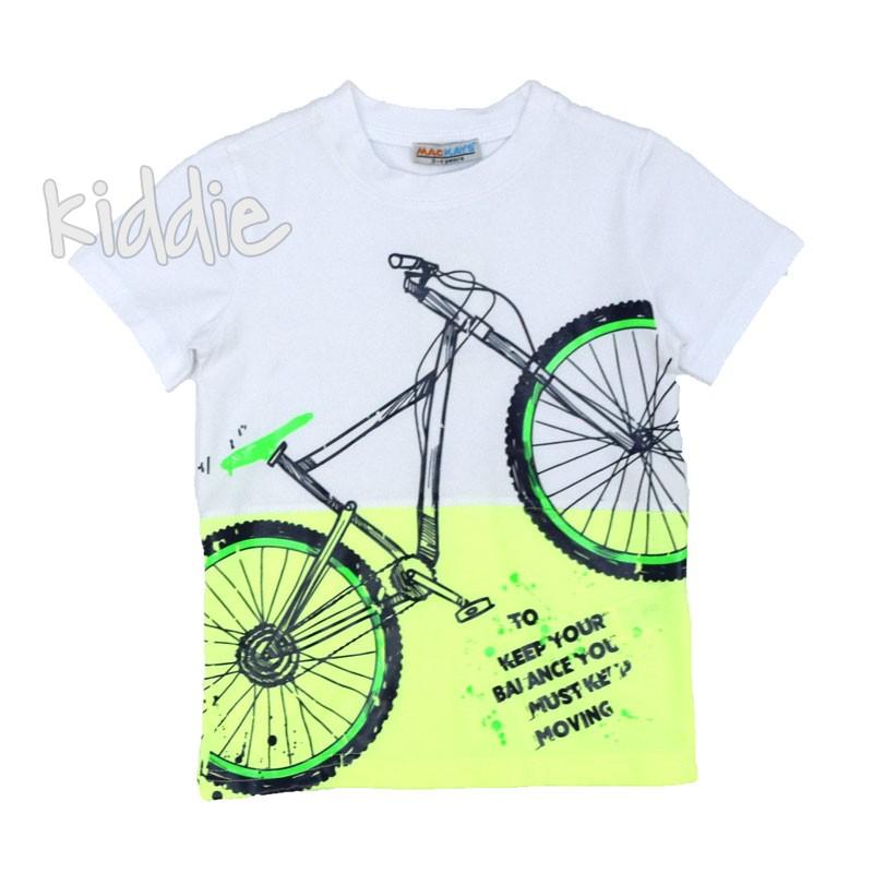 Детска тениска Mackays Bicycle за момче