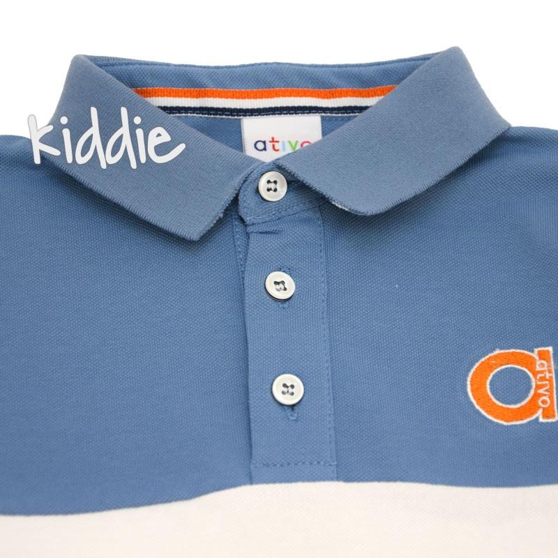 Детска поло блуза Ativo за момче