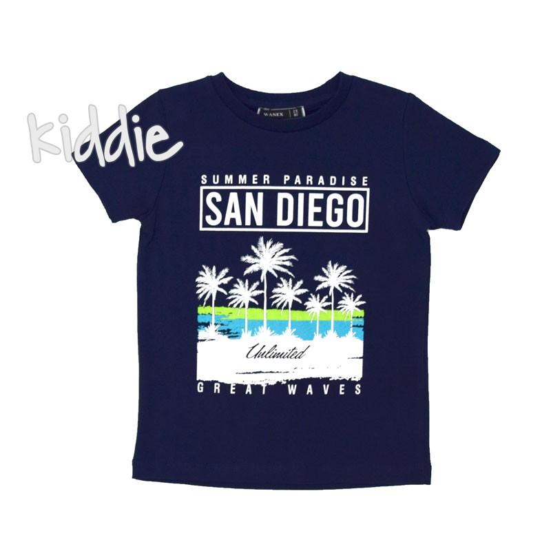 Детска тениска San Diego Wanex за момче