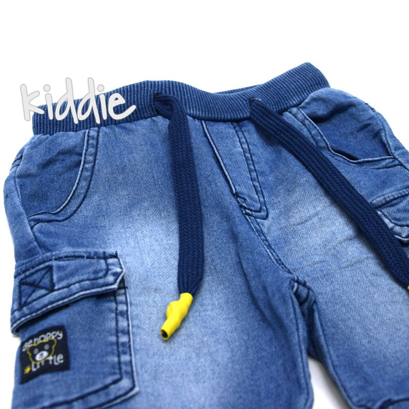 Детски дънкови панталони  S and D за момче