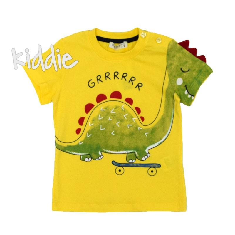 Детска тениска Breeze Grrrr за момче