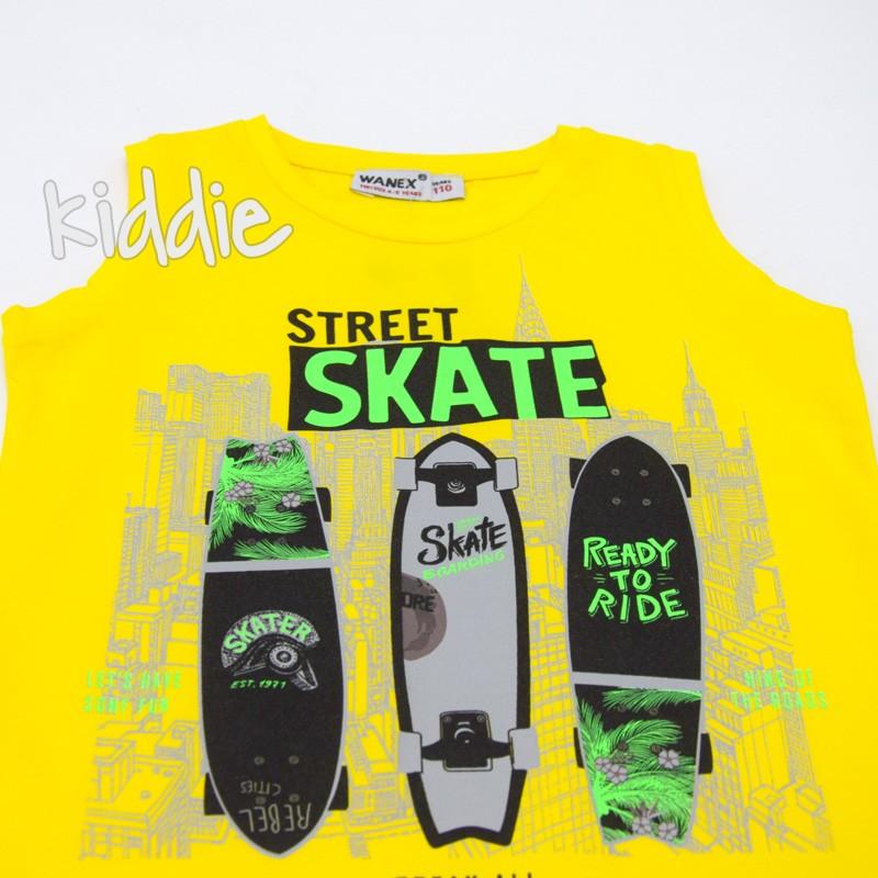 Детски потник Wanex Skate за момче