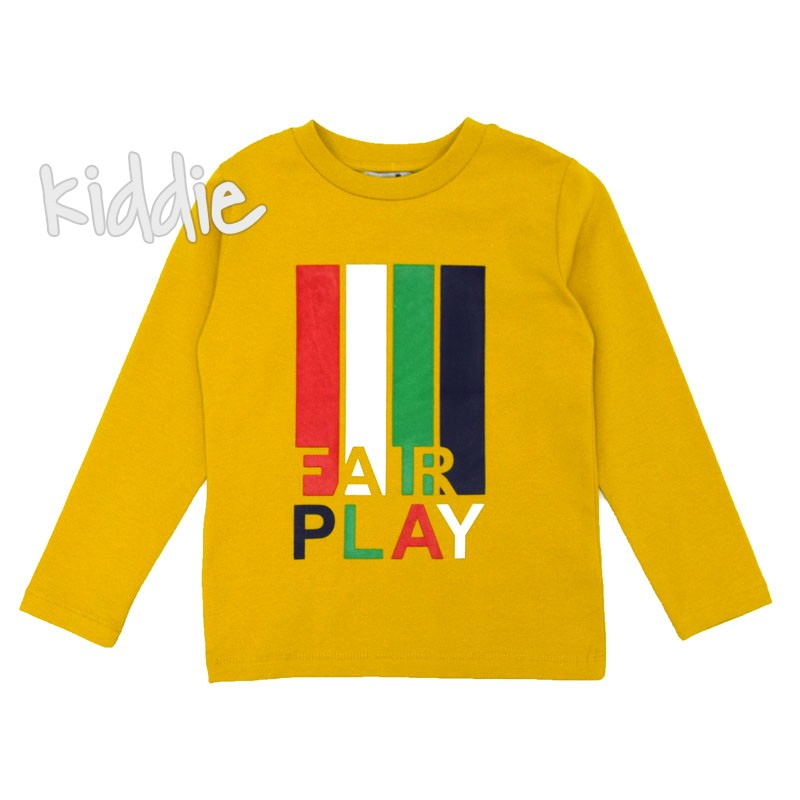 Детска блуза Fair Play Wanex за момче