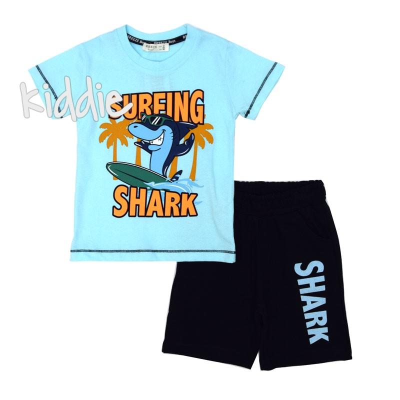 Детски комплект Surfing Shark Breeze за момче