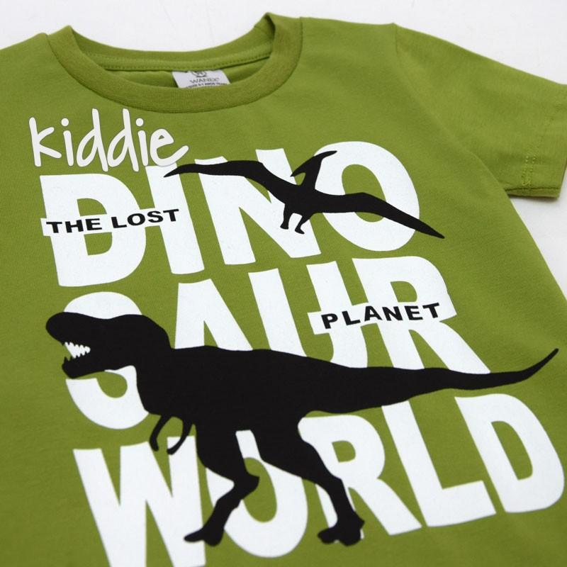 Детска тениска Dino Wanex за момче