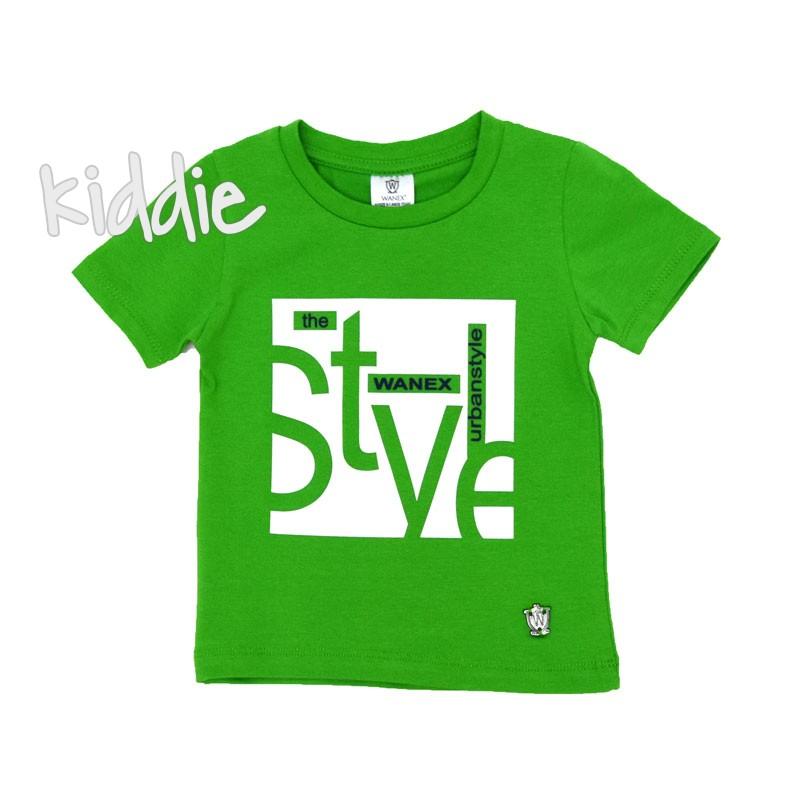Детска тениска Style Wanex за момче