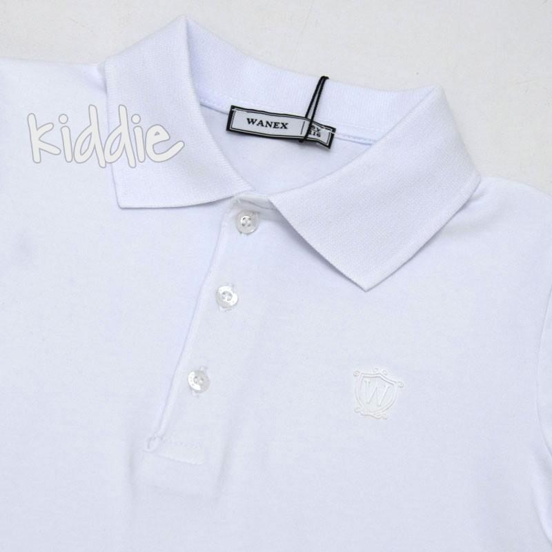 Детска поло блуза Wanex за момче