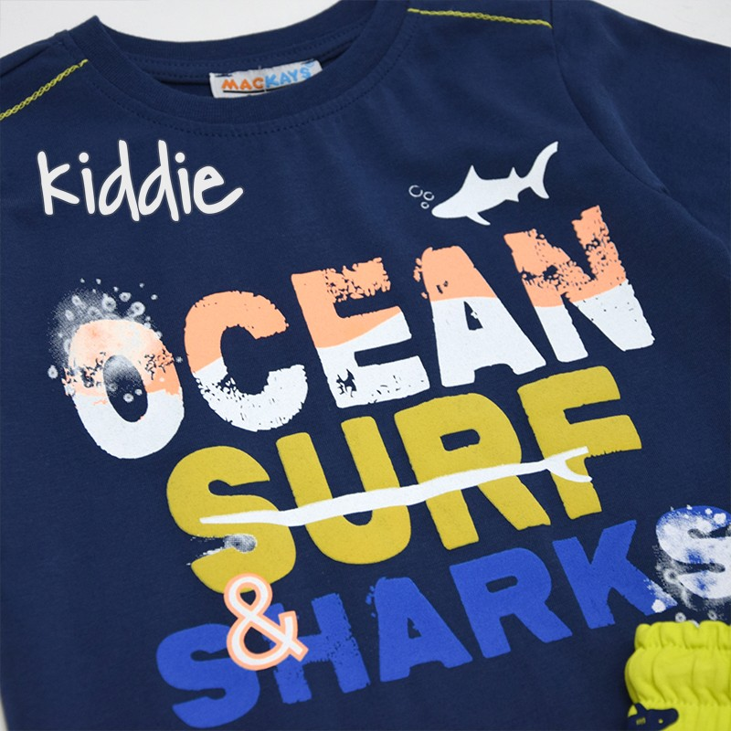 Детски комплект Mackays Ocean за момче