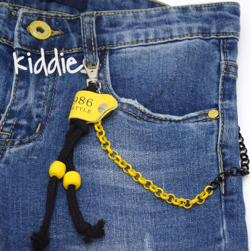 Детски дънки Bimbo Style за момче с аксесоар