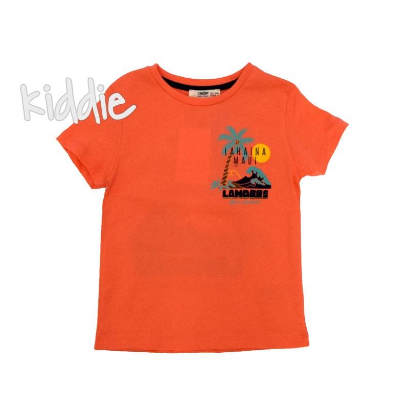 Детска тениска  Lander Cikoby за момче