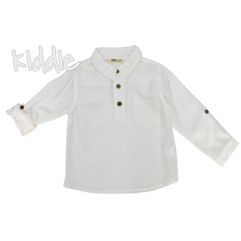 Детска риза Cikoby за момче