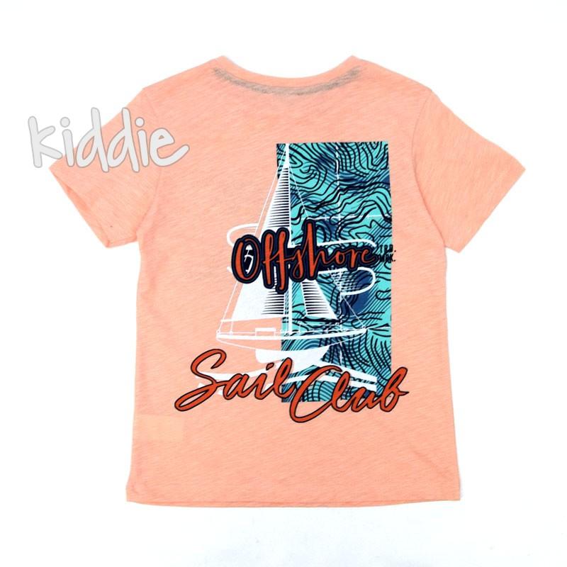 Детска тениска Offshore Cikoby за момче