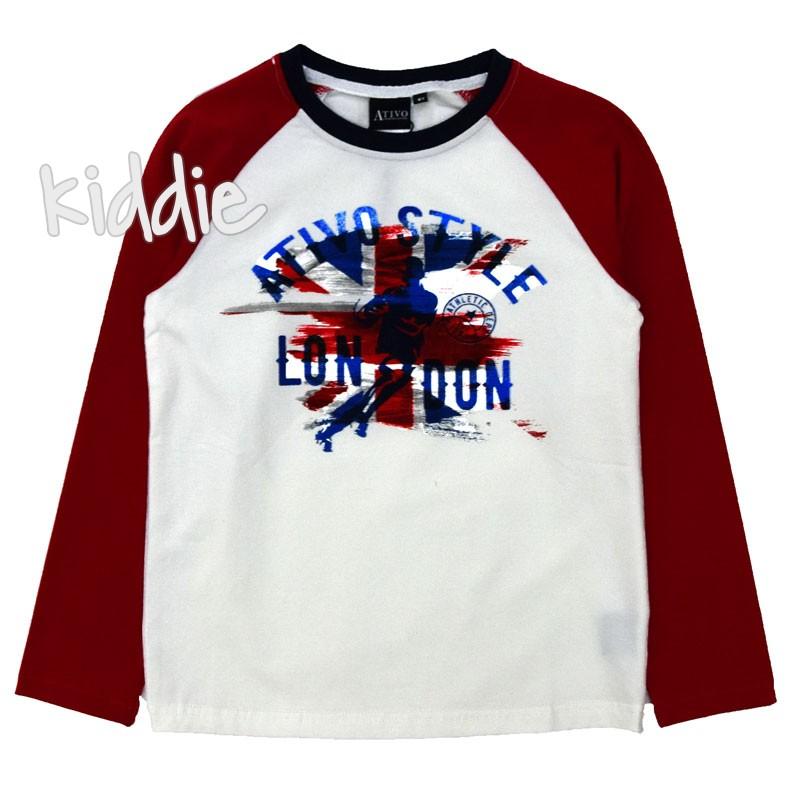 Детска блуза Ativo London за момче