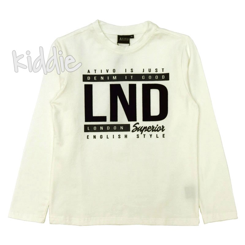Детска блуза Ativo LND за момче
